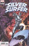 Silver Surfer (2018) Annual 1A