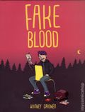 Fake Blood GN (2018 Simon and Schuster) 1-1ST