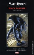 Marvel Knights Black Panther: The Client TPB (2018 Marvel) By Priest 1-1ST