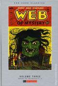 Pre-Code Classics: Web of Mystery HC (2018 PS Artbooks) 3-1ST