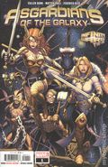 Asgardians of the Galaxy (2018 Marvel) 1A