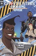 Ghostbusters Crossing Over (2018 IDW) 6A