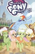 My Little Pony Friendship Is Magic (2012 IDW) 70A