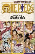 One Piece TPB (2009- Viz) 3-in-1 Volume 73-75-1ST