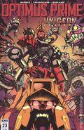 Optimus Prime (2016 IDW) 23A