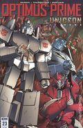 Optimus Prime (2016 IDW) 23B