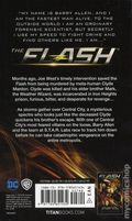 Flash Climate Changeling PB (2018 A Titan Comics Novel) 1-1ST