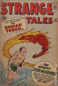 Strange Tales (1951-1976 1st Series) UK Edition 107UK