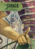 Doc Savage (1933-1949 Street & Smith) Pulp Sep 1946