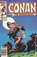 Conan the Barbarian (1970 Marvel) Canadian Price Variant 183