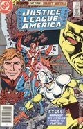 Justice League of America (1960 1st Series) Canadian Price Variant 235