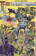 Transformers vs. G.I. Joe (2014 IDW) 1A