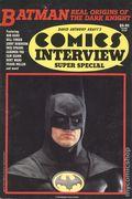 Comics Interview Super Special Batman (1989) 1