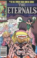 Eternals (1985 2nd Series) Canadian Price Variant 10