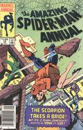 Amazing Spider-Man (1963 1st Series) Annual Canadian Edition 18