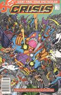 Crisis On Infinite Earths (1985) Canadian Price Variant 12