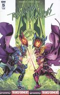 Transformers vs. the Visionaries (2017 IDW) 5A