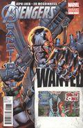 Avengers X-Sanction (2011) 1REWANTED