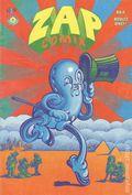 Zap Comix (1968 Apex Novelties) #4, 5th Printing