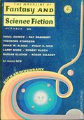Fantasy and Science Fiction (1949-Present Mercury Publications) Pulp Vol. 37 #4