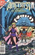 Amethyst Princess of Gemworld (1983 DC) Canadian Price Variant 11