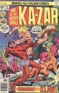 Ka-Zar (1974) UK Edition 16UK