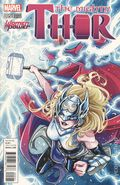 Mighty Thor (2015 2nd Series) 5B