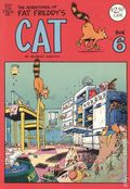Adventures of Fat Freddy's Cat (1977-1992 Rip Off Press) #6, 3rd Printing
