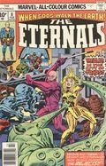 Eternals (1976) UK Edition 8UK
