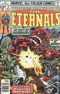 Eternals (1976) UK Edition 9UK