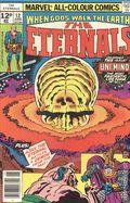 Eternals (1976) UK Edition 12UK