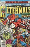 Eternals (1976) UK Edition 14UK