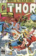 Thor (1962-1996 1st Series) UK Edition 291UK