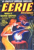 Eerie Mysteries (1938-1939 Magazine Publishers) Pulp Vol. 1 #2
