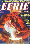 Eerie Mysteries (1938-1939 Magazine Publishers) Pulp Vol. 1 #4