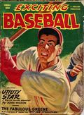 Exciting Baseball (1949-1953 Standard Magazines) Pulp Vol. 1 #1