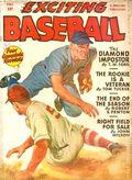 Exciting Baseball (1949-1953 Standard Magazines) Pulp Vol. 1 #2