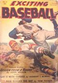 Exciting Baseball (1949-1953 Standard Magazines) Pulp Vol. 1 #3