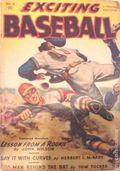 Exciting Baseball (1949-1953 Standard Magazines) Pulp Vol. 1 #3