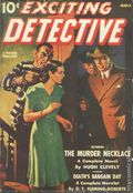 Exciting Detective (1940-1943 Better Publications) Pulp Vol. 1 #3