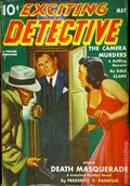 Exciting Detective (1940-1943 Better Publications) Pulp Vol. 2 #3