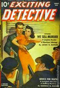 Exciting Detective (1940-1943 Better Publications) Pulp Vol. 3 #1