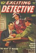 Exciting Detective (1940-1943 Better Publications) Pulp Vol. 3 #3