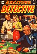 Exciting Detective (1940-1943 Better Publications) Pulp Vol. 4 #1
