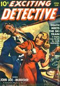 Exciting Detective (1940-1943 Better Publications) Pulp Vol. 4 #2