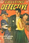 Exciting Detective (1940-1943 Better Publications) Pulp Vol. 4 #3