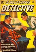 Exciting Detective (1940-1943 Better Publications) Pulp Vol. 5 #1