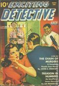 Exciting Detective (1940-1943 Better Publications) Pulp Vol. 5 #2