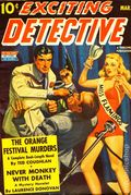 Exciting Detective (1940-1943 Better Publications) Pulp Vol. 5 #3