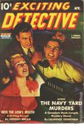 Exciting Detective (1940-1943 Better Publications) Pulp Vol. 6 #1
